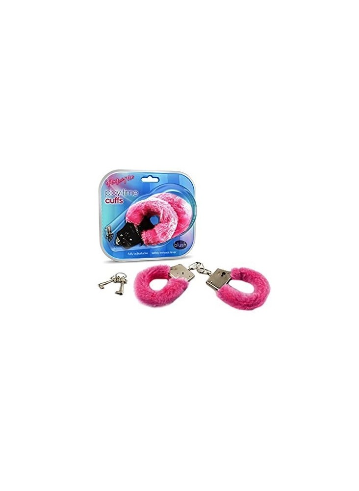 Play-Time Cuffs Pink