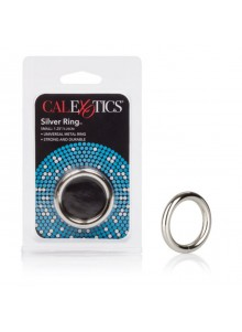 """Silver Ring Small 1.25"""""""