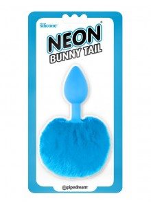 Neon Bunny Tail