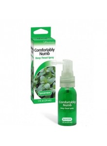 Comfortably Numb Spray Spearmint
