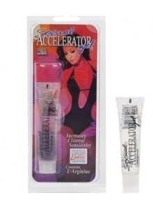 Accelerator Sexual en gel